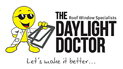 Roof Windows by The Daylight Doctor – logo