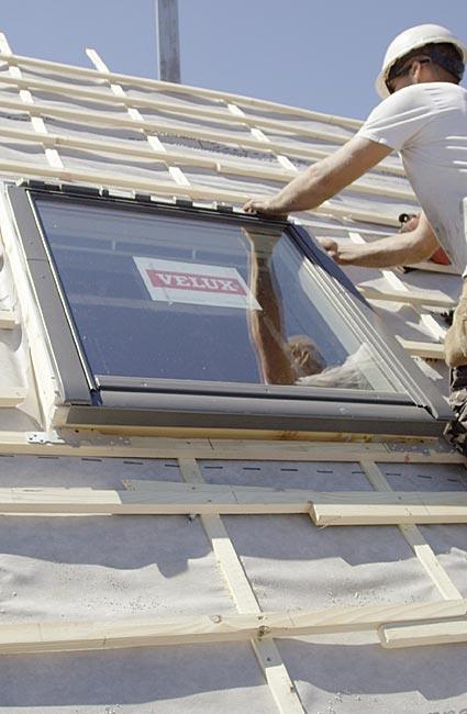 roof window repair engineer